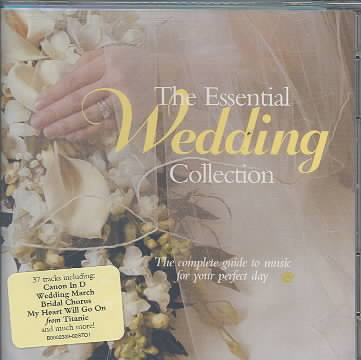 ESSENTIAL WEDDING (CD)