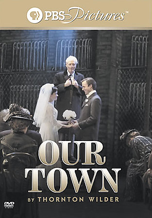 OUR TOWN BY NEWMAN,PAUL (DVD)